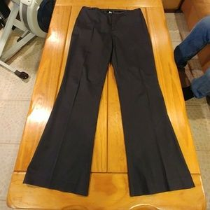 New banana republic stretch bell bottom pants. Siz